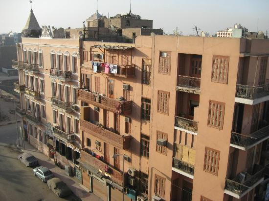 Philippe Hotel: View from the roof