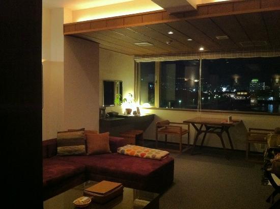Hotel Umine: 部屋