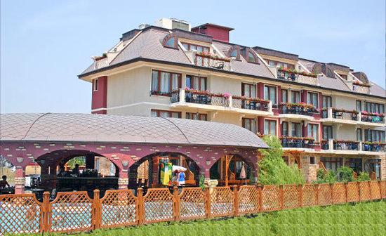 DIT Orpheus Boutique Hotel: Front