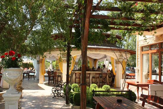 DIT Orpheus Boutique Hotel: Garden