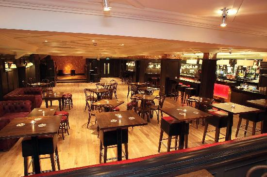 Molly Brown's Kitchen & Bar: The Live Lounge - available for Private Hire