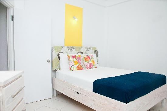 Grenada Gold Apartment Hotel: Sleep well - IKEA deluxe range mattresses