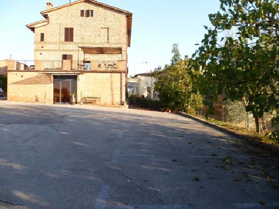 B&B Gli Archi: Parcheggio Casale