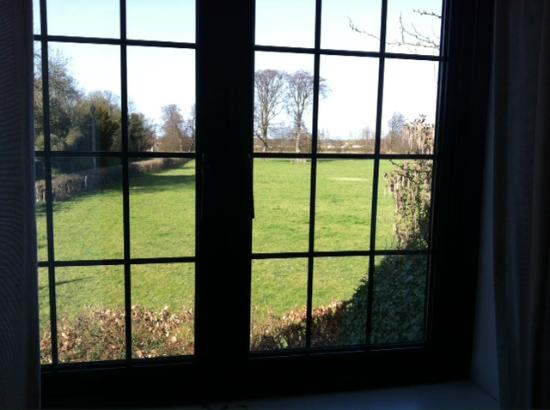 Sylvan Cottage: View from window