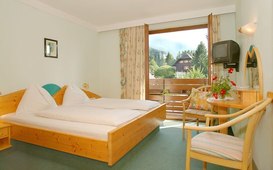 Gasthof Feichter: Unser Standard Doppelzimmer