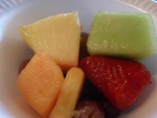 Holiday Inn Hotel & Suites Parsippany Fairfield: Fruit bowl