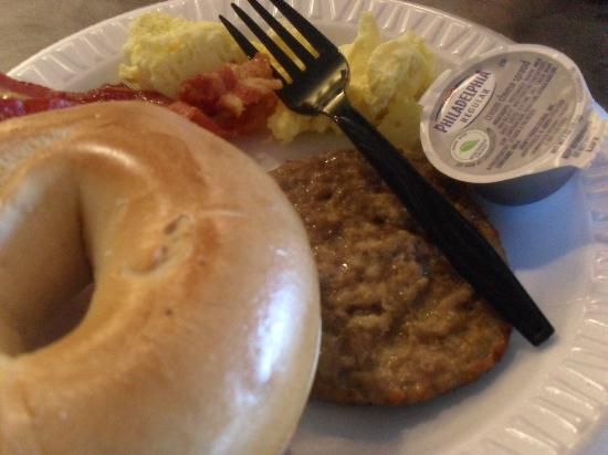 Holiday Inn Hotel & Suites Parsippany Fairfield: My breakfast