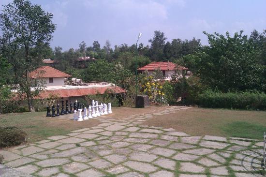 Club Mahindra Madikeri, Coorg: Chess board