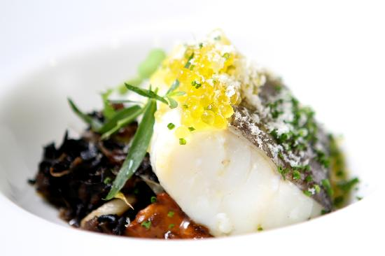 Vicus Restaurant: Bacalao