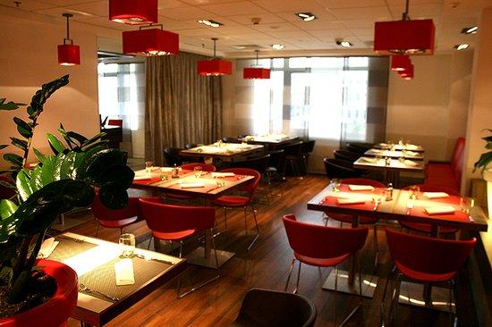 Ibis Kiev City Center: Restaurant Oopen