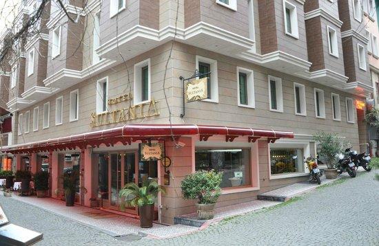 Foto Hotel Sultania