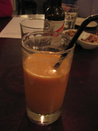 Sherborne, UK: Mama Joyce's Natural Carrot Juice