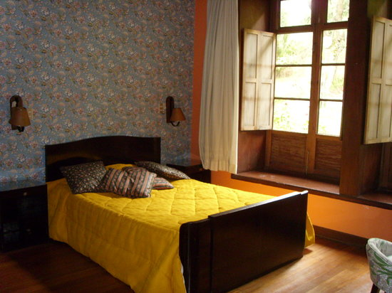 Finca San Pedro: One of the 8 bed-rooms.