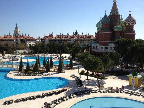 PGS Hotels Kremlin Palace : Outdoor pools