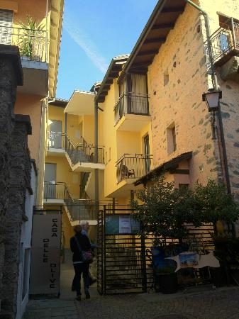 Piazza Ascona Hotel & Restaurants: Casa delle Olive