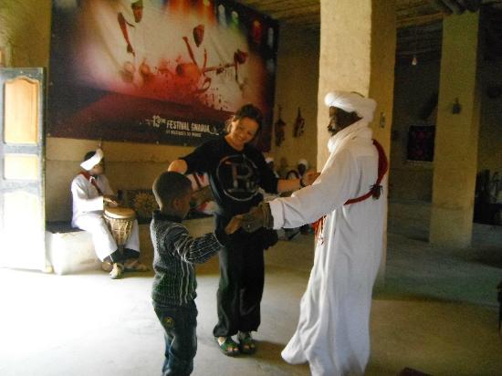 Auberge La Source: La hospitalidad bereber i sus tradiciones