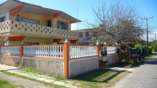 Eduardo's House: front terrace, separate enterance, 2nd level
