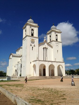 Nampula, Mocambique: A view from the Front