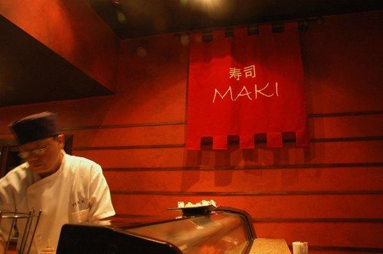 Maki Japanese Restaurant