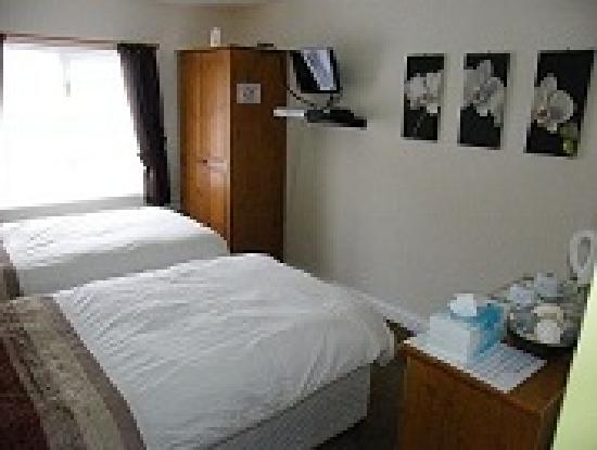 The Town House: Twin room