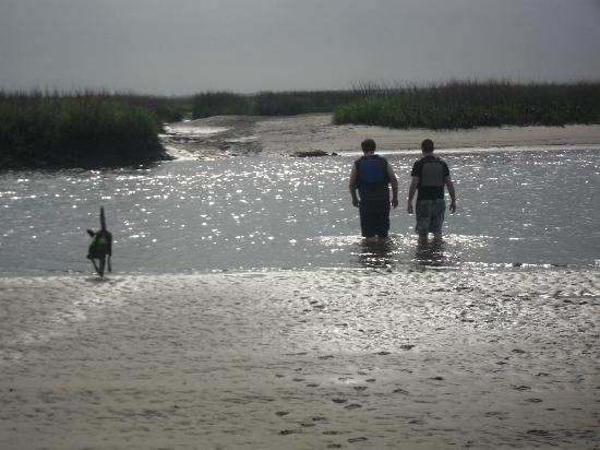 Crooked River State Park: Plenty To Explore On The Sandbars And Tide Pools.