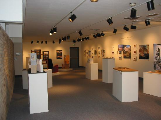 Grand Junction, CO: Gould Gallery Western Colorado Center for the Arts