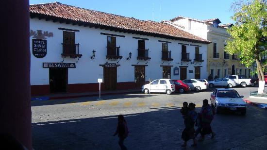 Santa Clara: vue hotel