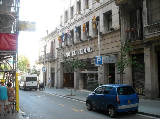 Hotel Reding Croma: Ingresso Hotel