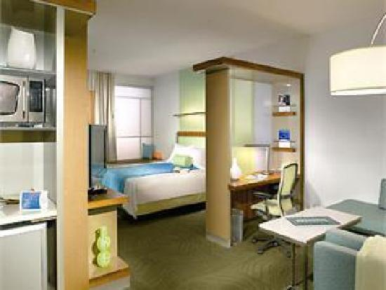 SpringHill Suites Ashburn Dulles North: Room for all the family