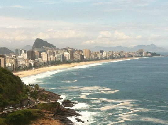 Madson Araujo, Rio De Janeiro Tour: View From My Hotel