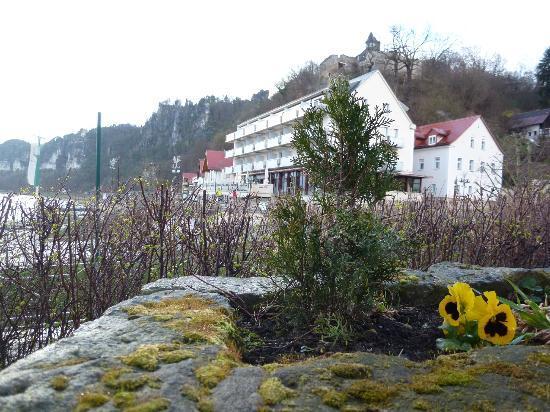 Hotel Elbiente: Erste Frühlingsboten