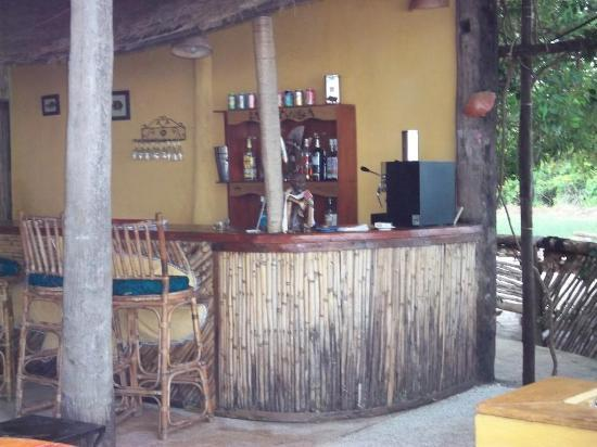 Bissagos Islands, Guinea-Bissau: Bar area
