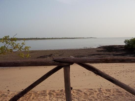 Bissagos Islands, Guinea-Bissau: View from room
