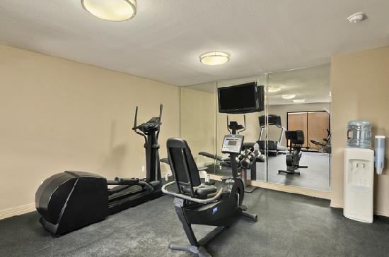 Ramada Houston Intercontinental Airport South: Fitness Center