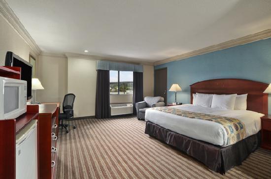 Ramada Houston Intercontinental Airport South: Standard King Room