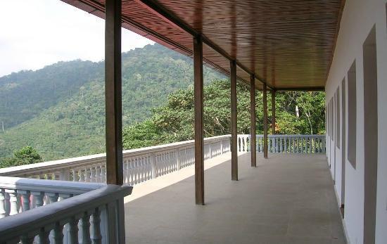 Monte Alen National Park, Ekvatorial-Guinea: Hotel Monte Alen