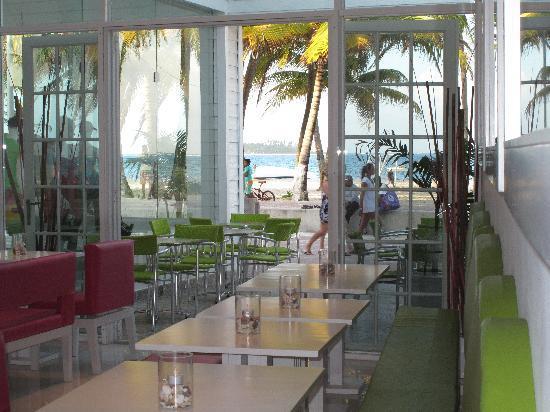 Ocean's Mediterranean Fusion Food: nuestro restaurante