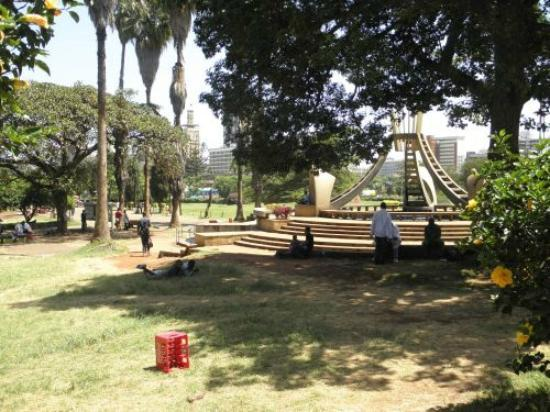 Picture Of Uhuru Gardens Memorial Park, Nairobi