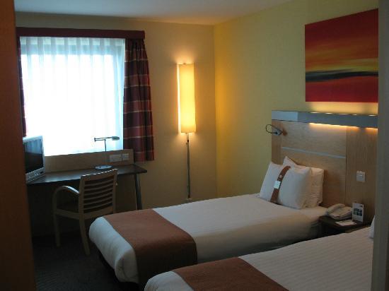 Holiday Inn Express Doncaster: Klein, aber fein