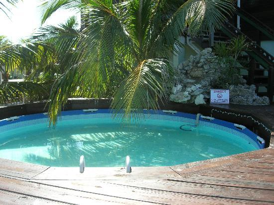 Buena Suerte Bed and Breakfast: Relaxation pool