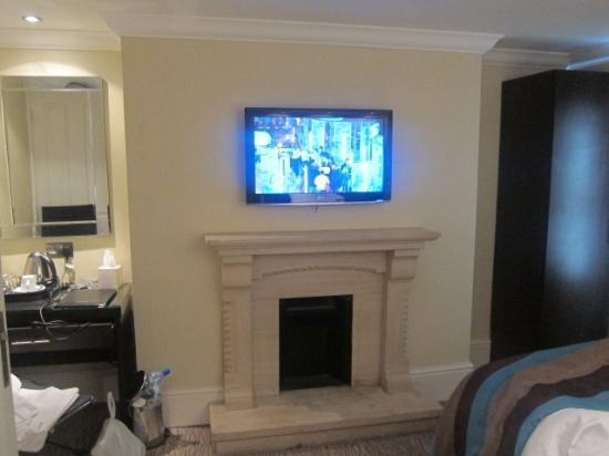 Park Avenue Belgravia: TV