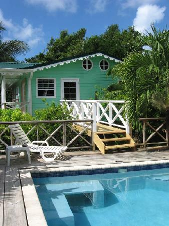 Apartment Espoir: Palm Cottage