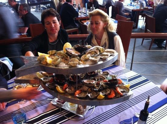 La Brasserie Barba: Das kleine Entree-Plareau