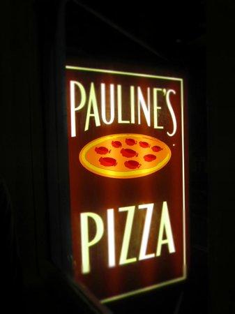 Pauline's Pizza