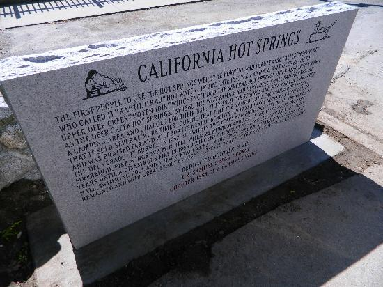 California Hot Springs Resort: California History in the Sierra Nevada (totalescape)