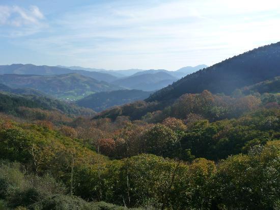 La Châtaigneraie : Le Pays Basque