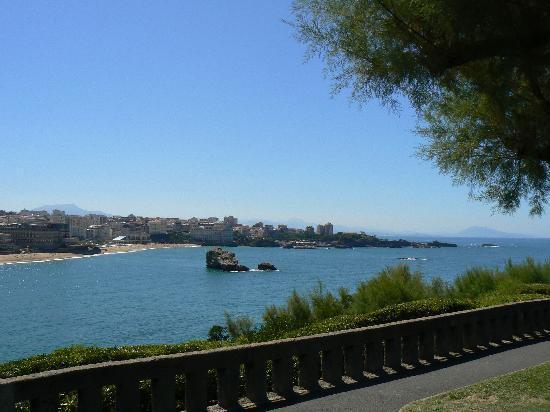La Châtaigneraie : Biarritz