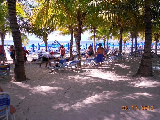 Paradise Beach : relaxing!