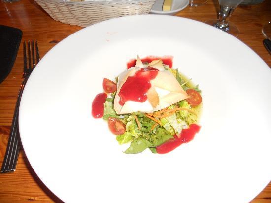 Byrnes Restaurant: More scrummy food served at Byrnes
