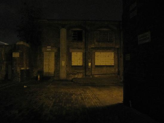 Jack the Ripper Tours: Prostitutes hung around these parts